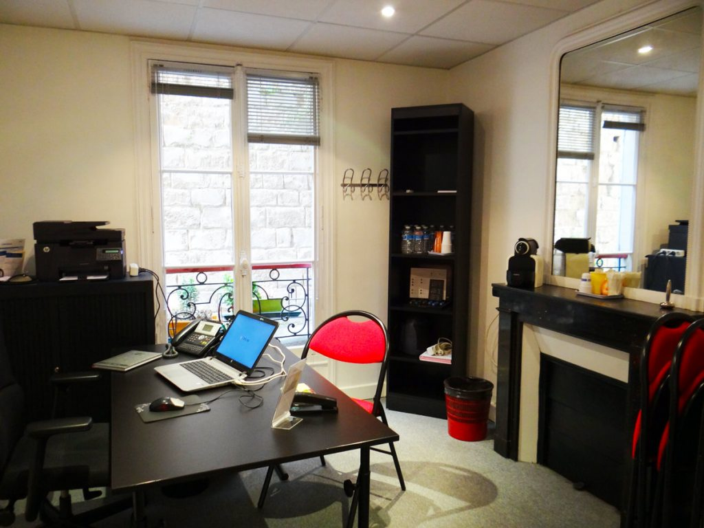 bureau location domiciliation paris